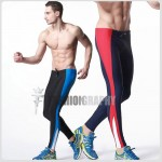 Eye-Catching Compression Long Pants for Men