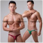 Extra Low Waist Back V Jockstrap Men's Underwear