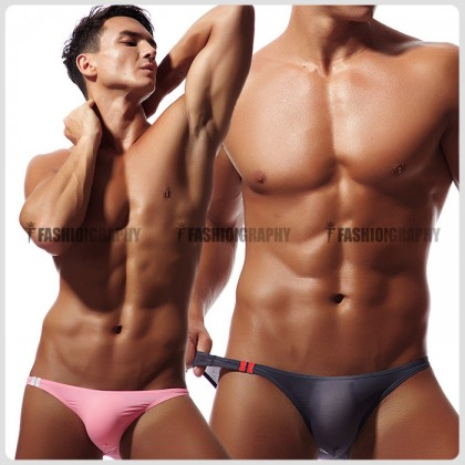 Super Low Waist Icy Sporty Bikini - Men's Underwear